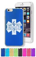 Case compatible with iPhone - EMT Emergency Medical Technician