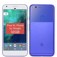 """NUOVO 5.5"""" Google pixel XL 2016 G-2PW2200 32GB Blu Sbloccato Di Fabbrica 4G SIMFREE"""
