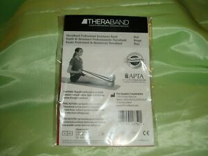 """New in Package  """"APTA THERABAND"""" Professional Resistance Band"""