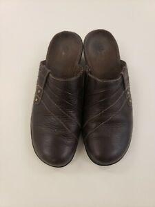 Womens Clark Mules Size 8