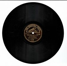 "HMV BD535 DORIS ARNOLD'S KENTUCKY MINSTRELS Abide With Me 78 rpm 10"" Single"