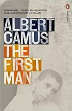 The First Man (Penguin Modern Classics), Camus, Albert, Used Excellent Book