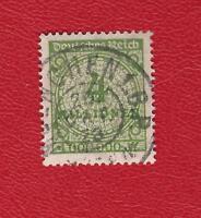 DEUTSCHES REICH (884) MI NR 316A P GESTEMPELT (NEU GEPRÜFT) INFLA Weinbach