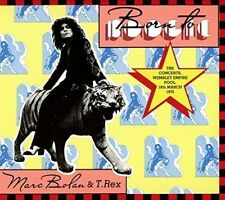Marc Bolan and T.rex Born to Boogie The Concerts - Wembley Empire Pool 18th
