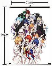 273 Japan Anime Uta no Prince sama Maji L Wall Scroll Poster cosplay A