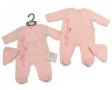 Baby girls clothes spanish style giraffe baby grow hat set newborn 0-3 months