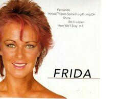 CD Frida Anni-Frid Lyngstad ABBA, 14 Hits, RAR