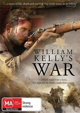 AS NEW - William Kelly's War (DVD, 2015) - FREE POSTAGE