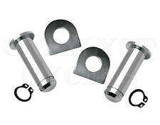 Foot Peg Mounting Bolts for Harley Foot Pegs Pins with D-Washers for Harley Pegs