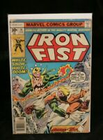 Iron Fist #14 1st App Sabretooth, Chris Claremont, Byrne, Marvel 1977 VG+
