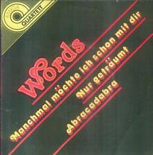 "7"" Words (Sampler) Amiga"