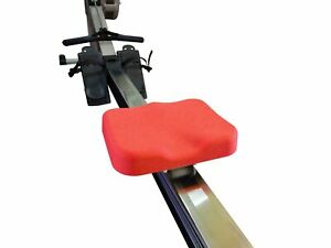 New Red Rowing Machine Seat Cover Designed for The Concept 2 Rowing Machine