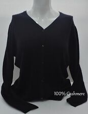 Ladies  Cashmere Cardigans  Sweater 100% Pashmina Girl's Womens Jumper Cardigans