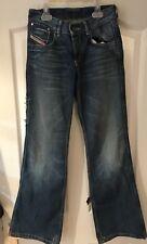 Ladies Diesel Jeans, Distressed Look, 24 Waist