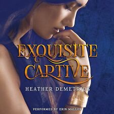 Exquisite Captive by Heather Demetrios 2014 Unabridged CD 9781483028699