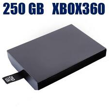 250G Internal Slim HDD Hard Drive Internal Disk For Microsoft XBOX 360 XBOX360