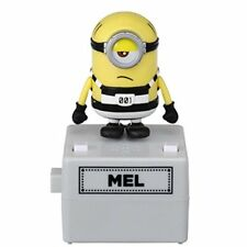 New Pop'n step Minions MEL Talking Dancing Figure Takara Tomy Arts