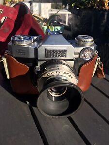 Vintage Zeiss Ikon AG Contaflex Camera
