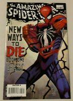 Amazing Spider-man #568, VF/NM 9.0, John Romita Jr. Cover