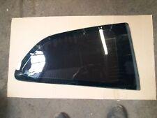 Ford fiesta zetec 3dr o/s/r quater glass black tint
