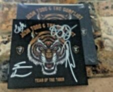 Josh Todd and the Conflict Year Of The Tiger AUTOGRAPHED CD   buckcherry