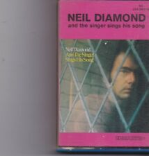 Neil Diamond-And The Singer Sings His Song music Cassette