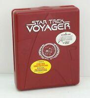 STAR TREK VOYAGER Stagione 4 Completa n. 7 DVD Cofanetto Capsule Box