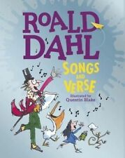 Songs and Verse by Roald Dahl (Hardback, 2016)