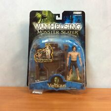 2004 Van Helsing Monster Slayer Action Figure - Velkan - MOSC