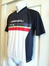 Louis Garneau,  Black/White, Size 12, Junior Jersey Cycling