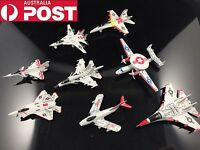4D MODEL fighter model classic fighter X8 painting finished products