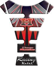 Protector Depósito - Honda Road Racing Black