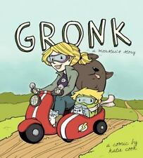 Gronk: A Monster's Story Volume 1 (Gronk a Monsters Story Gn) by Cook, Katie