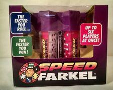 Speed Farkel Dice Game Legendary Games NIB Toy Kids Adults 6 Players FREE SHIP