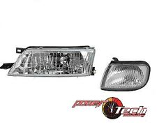 97-99 MAXIMA HEADLIGHT+CORNER SIGNAL LIGHT DRIVER LEFT
