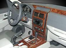 Jeep Liberty Sport Interior Wood Dash Trim Kit Set 2008 2009 2010 2011 2012 2013