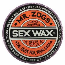 Sex Wax Mr Zogs Og Cool Purple - Grape Scented