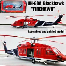 UH-60 A Blackhawk helicopter Fire hawk aircraft 1/72 non diecast Easy model