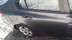 ✔2013-2015 Grey Honda Civic Passenger Rear Side Door Sedan Power Complete✔