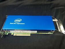 Intel Xeon Phi 5110P Coprocessor PCIe x16 8GB Ram 60 Cores (USED)