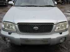 2001 SUBARU FORESTER FRONT RADIATOR GRILLE