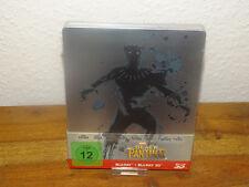 Black Panther Steelbook 4k Zavvi