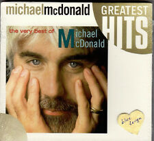 The Very Best of MICHAEL MCDONALD Warner/Rhino US 80's Top 100 Chart Hits CD NEW
