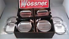 Wossner Forged Pistons Porsche 944 Turbo 101.0 mm Bore, 8:1CR Part # K9477D100