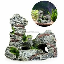 Aquarium Equipment Accessories  Landscaping Decoration Resin Mountain Stone