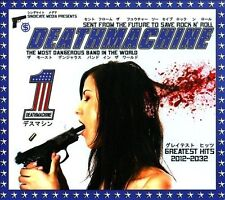 Deathmachine Greatest Hits 2012-2032 (CD) NEW SEALED