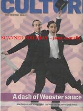 MATTHEW MACFADYEN Stephen Mangan CATE BLANCHETT Johnny Marr Culture Mag Sept13