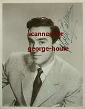 VITTORIO GASSMAN - PHOTOGRAPH - SIGNED - SHELLEY WINTERS - SCENT OF A WOMAN