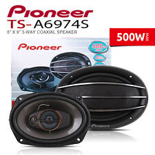 Pioneer TS-A6974S - 6 x 9 3-way Coaxial Speakers 500W