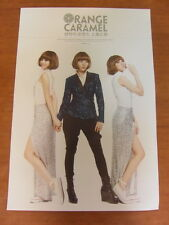 ORANGE CARAMEL - Shanghai Romance [OFFICIAL] POSTER *NEW* K-POP